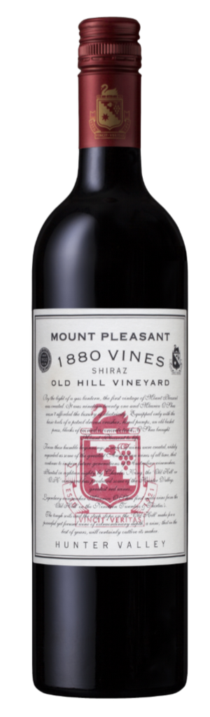 2018 1880 Vines Old Hill Shiraz