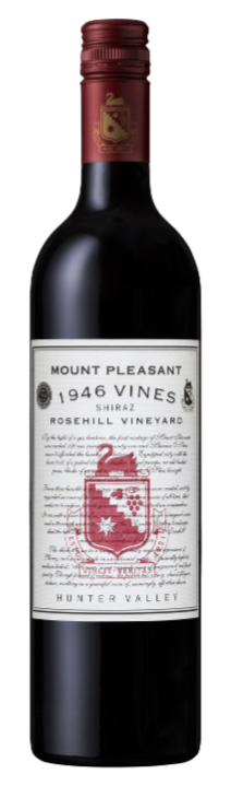 2018 1946 Vines Rosehill Shiraz