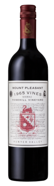 2018 1965 Vines Rosehill Shiraz