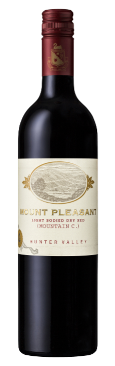 2018 Mountain C Light Bodied Dry Red