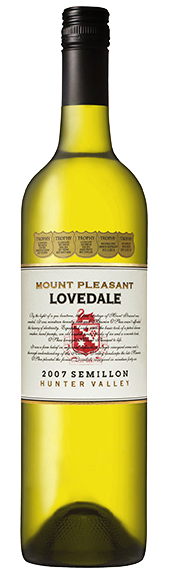 Lovedale Semillon 2007
