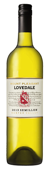 Lovedale Semillon 2013