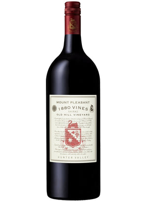 1.5L 2018 1880 Vines Old Hill Shiraz