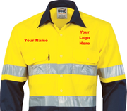 Hi Vis Long Sleeve