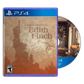 What Remains of Edith Finch - PS4 Physical Edition - iam8bit (Asia & Oceania)
