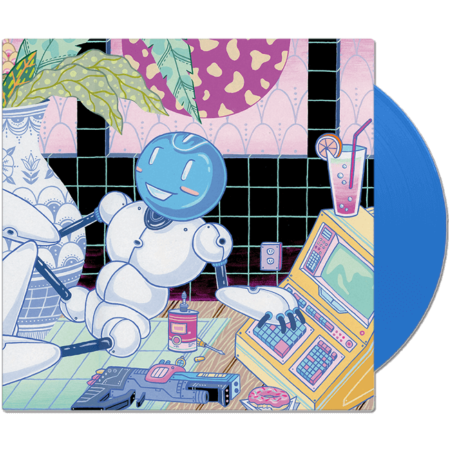 2064: Read Only Memories Vinyl Soundtrack - iam8bit (Asie et Océanie)