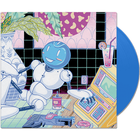 2064: Read Only Memories Vinyl Soundtrack - iam8bit (Asia & Oceania)