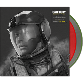 Call of Duty Infinite Warfare - Vinyl Soundtrack 2LP - iam8bit (Asia & Oceania)