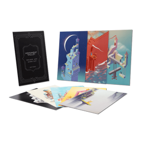 Monument Valley - Deluxe Art Card Set - iam8bit (Asia & Oceania)