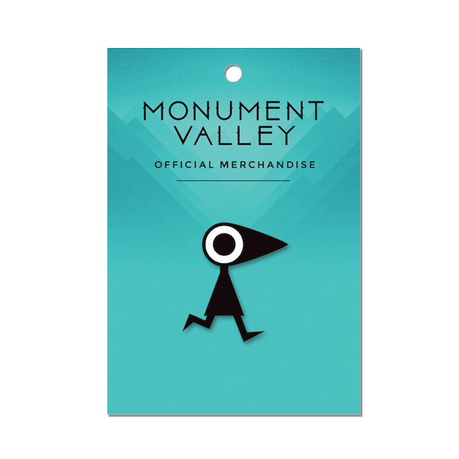 Monument Valley - Épingle de corbeau - iam8bit (l'Asie & l'Océanie)