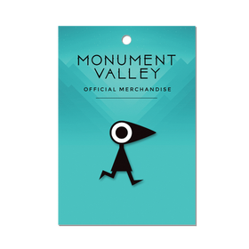 Monument Valley - Crow Pin - iam8bit (Asia & Oceania)