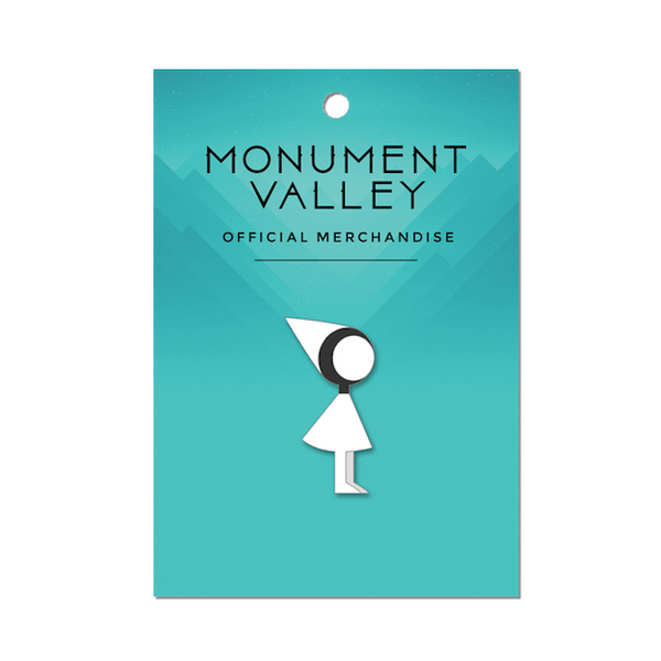 Monument Valley - Ida Pin - iam8bit (Asia & Oceania)