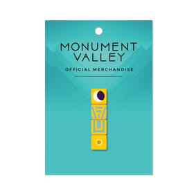 Monument Valley - Totem Pin - iam8bit (Asia & Oceania)