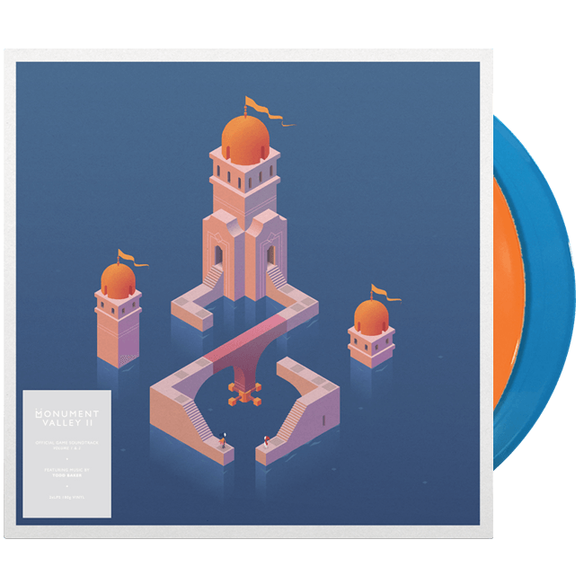 Monument Valley 2 Vinyl Soundtrack - iam8bit (Asie et Océanie)