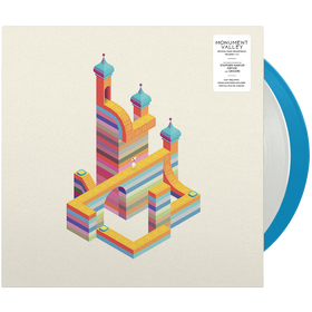 Monument Valley Vinyl Soundtrack (2xLP) - iam8bit (Asia & Oceania)