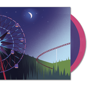 Planet Coaster 사운드 트랙 (You, Me & Gravity : The Music Of Planet Coaster) 2xLP-iam8bit (아시아 및 오세아니아)