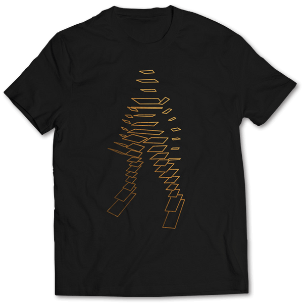 Rez Infinite - Level 01 Player Form T-shirt - iam8bit (Asia & Oceania)