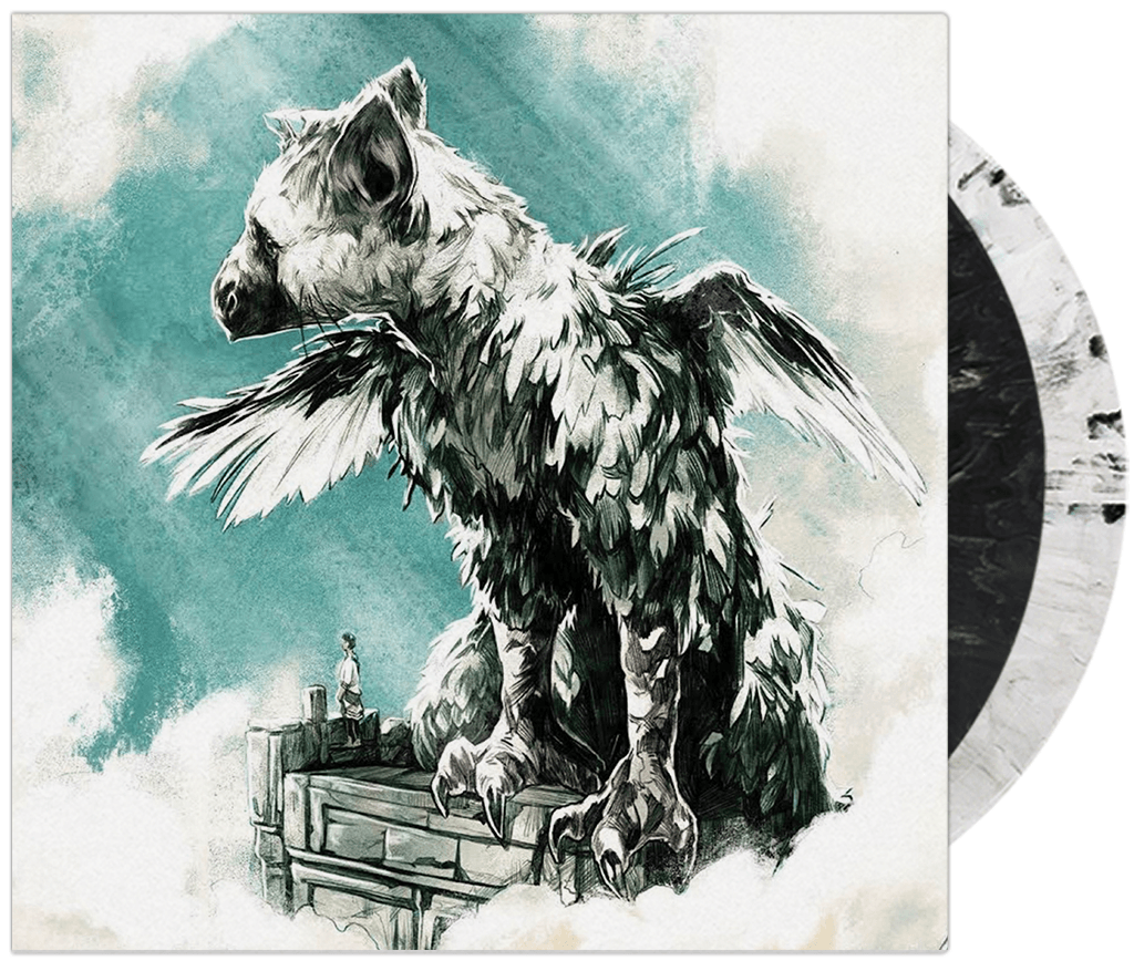The Last Guardian Vinyl Soundtrack (2xLP)-iam8bit (Asie & Océanie)