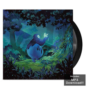 Ori and the Blind Forest 2xLP (2020 Re-issue)