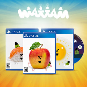 Wattam PlayStation 4物理版