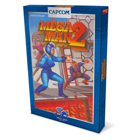 Mega Man 2 - 30th Anniversary Classic Cartridge