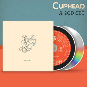 Cuphead CD Set: Alluring and Fascinating Jazz Songs!