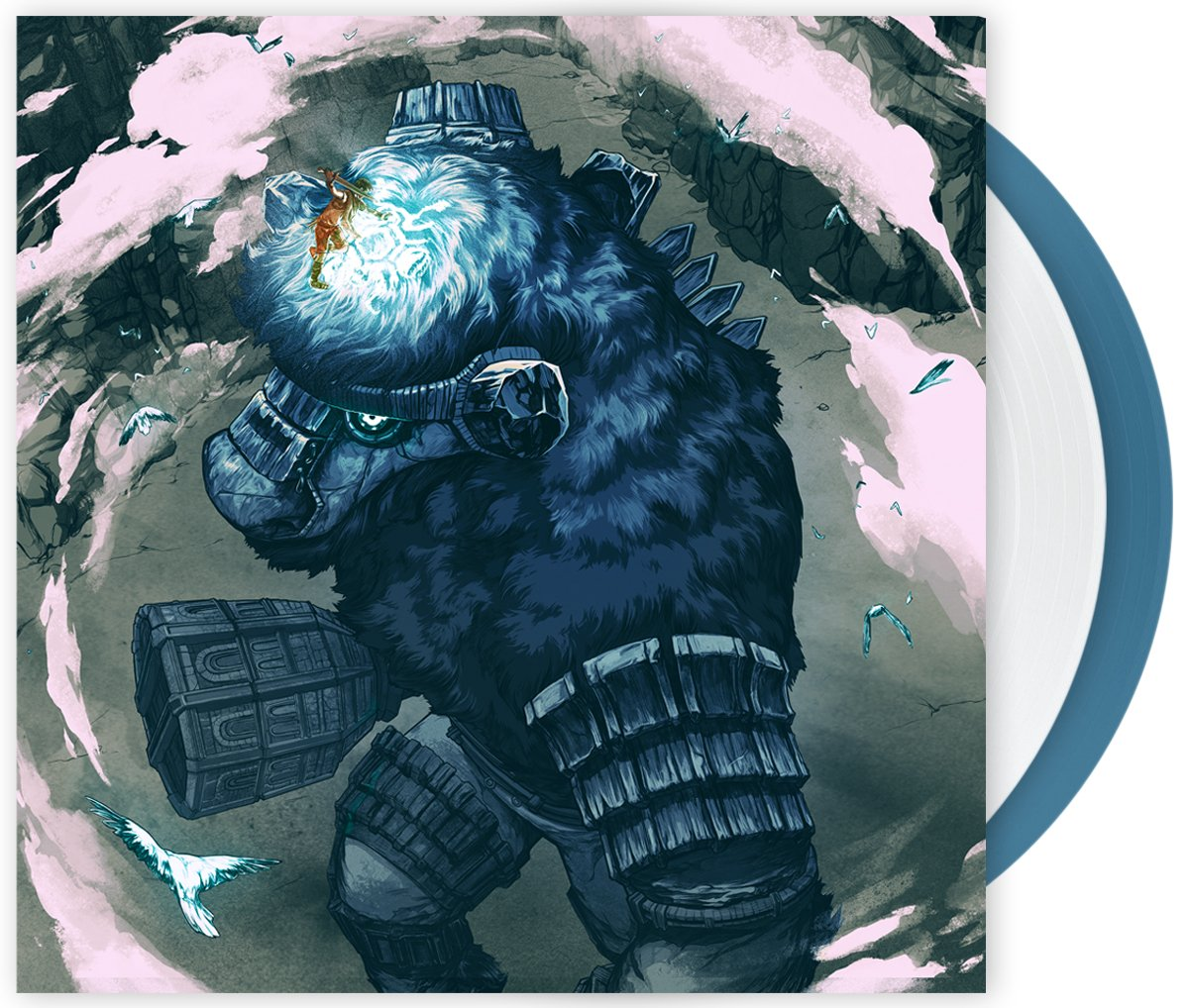 Shadow of the Colossus (2xLP) Vinyl Soundtrack - iam8bit (Asie et Océanie)