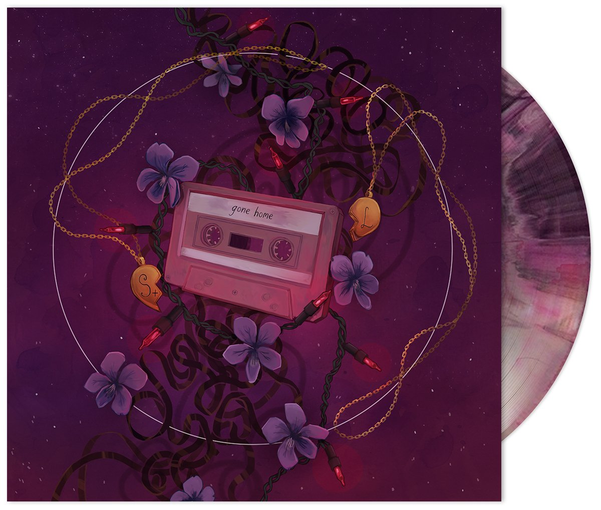 Gone Home Vinyl Soundtrack (5th Anniversary Edition) - iam8bit (Asie et Océanie)