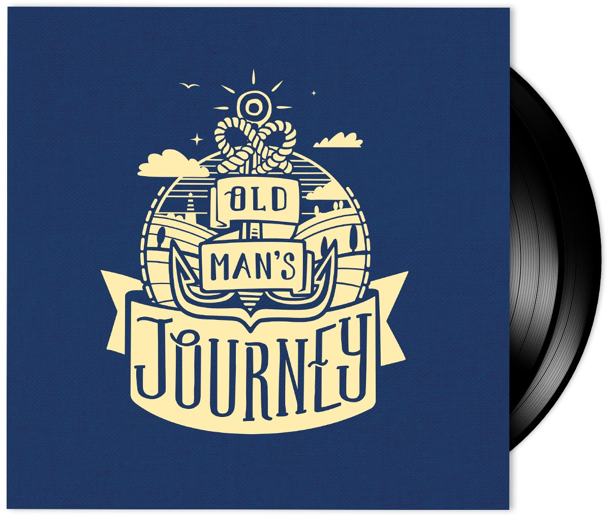 "OLD MAN'S JOURNEY - 2xLP 10"" VINYL SOUNDTRACK - iam8bit (Asie et Océanie)"