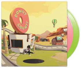 Donut County Vinyl Soundtrack