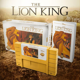 The Lion King - Legacy Cartridge Collection