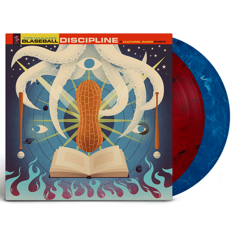 Blaseball: DISCIPLINE 2xLP Vinyl Soundtrack (Music by