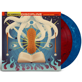 "Blaseball: DISCIPLINE 2xLP Vinyl Soundtrack (Music by ""the garages"")"
