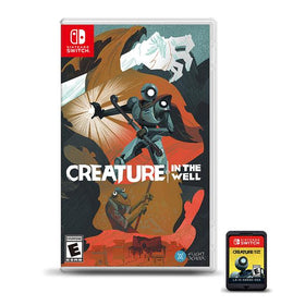 Creature in the Well (Nintendo Switch Physical Edition)
