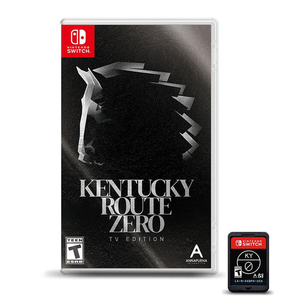 Kentucky Route Zero: TV Edition (Nintendo Switch Physical Edition)