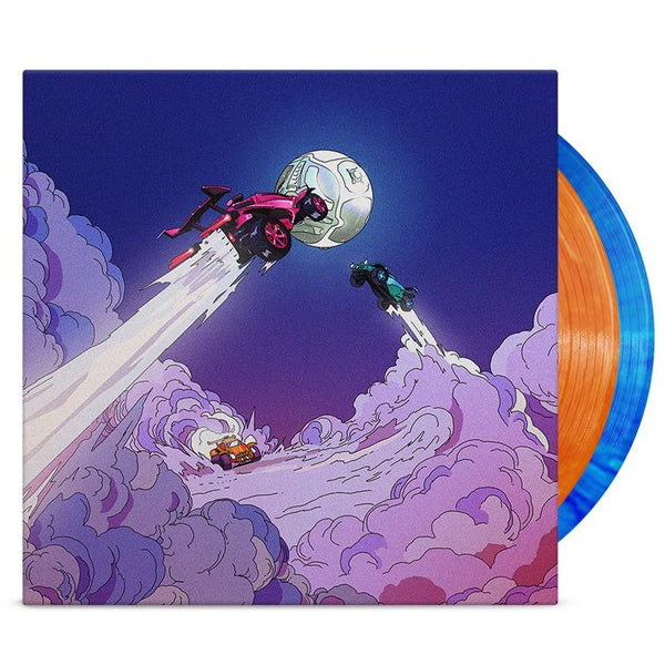 ROCKET LEAGUE X MONSTERCAT: GREATEST HITS 2XLP Vinyl
