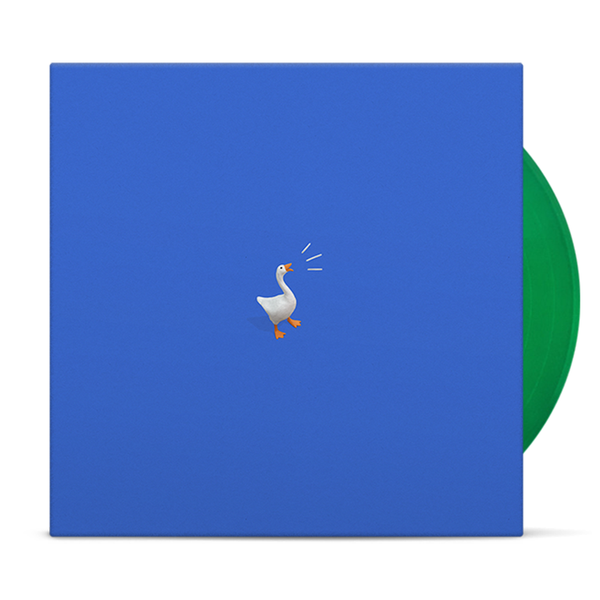 Untitled Goose Game Vinyl Soundtrack