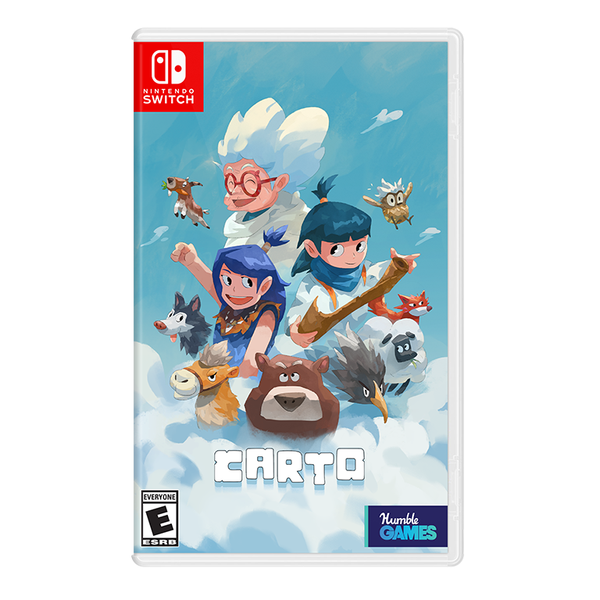 Carto - Nintendo Switch Physical Version