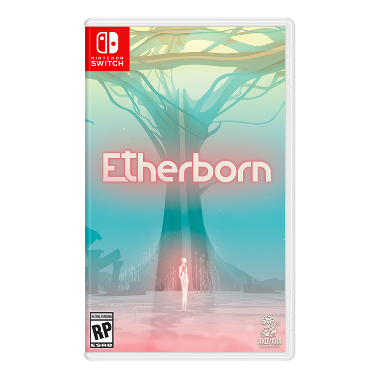Etherborn (iam8bit Exclusive - Nintendo Switch Physical Edition)