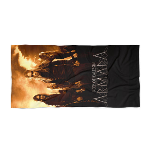 Keep Of Kalessin - Armada Beach Towel