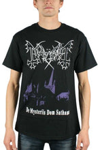 Load image into Gallery viewer, Mayhem - De Mysteriis Dom Sathanas T-Shirt