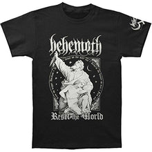 Load image into Gallery viewer, Behemoth - Men's Reset Tee T-Shirt Black