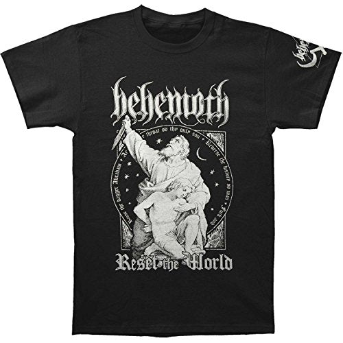 Behemoth - Men's Reset Tee T-Shirt Black