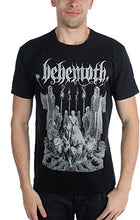 Load image into Gallery viewer, Behemoth - Mens Corpse Candle T-Shirt