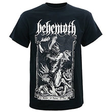 Load image into Gallery viewer, Behemoth - Men's O Father T-Shirt Black