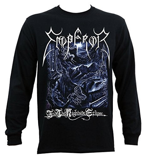 Emperor - In The Nightside Eclipse Longsleeve Shirt