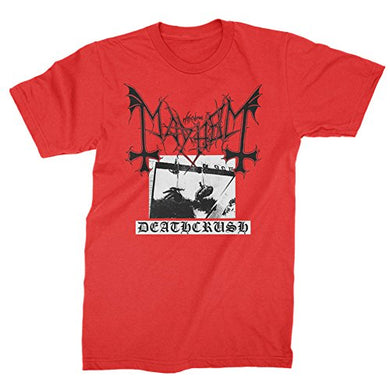 Mayhem - Deathcrush T-Shirt