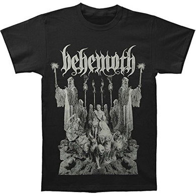 Behemoth - Corpse Candle T-Shirt Size L