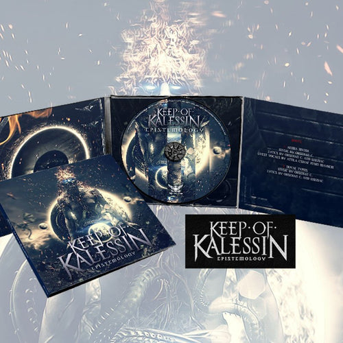 Keep Of Kalessin (Epistemology) Limited Edition CD