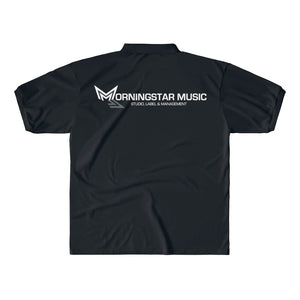Morningstar Music - Men's Polo Shirt